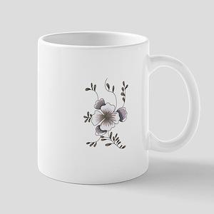 DELFTWARE PANSY Mugs