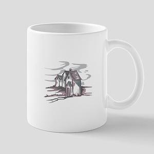 DELFTWARE VILLAGE Mugs