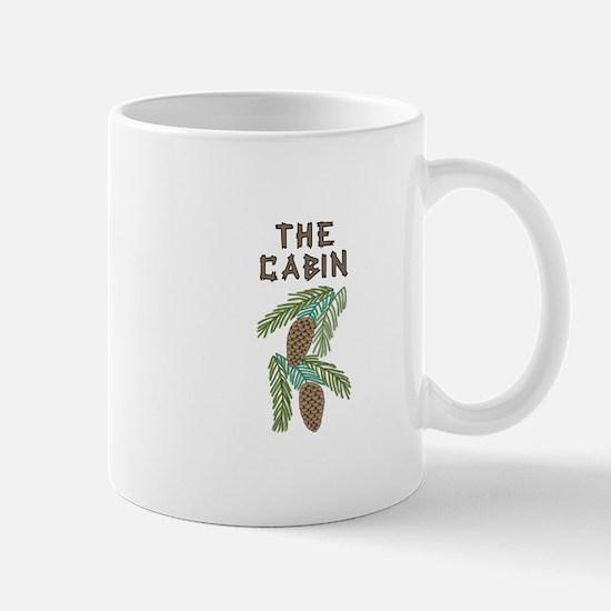 THE CABIN Mugs