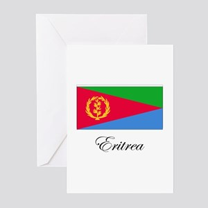 Tigrinya greeting cards cafepress eritrea flag greeting cards pk of 10 m4hsunfo