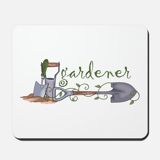 Gardener Mousepad