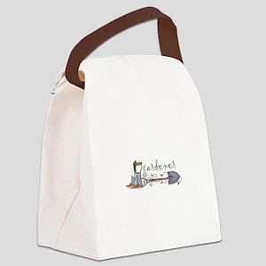 Gardener Canvas Lunch Bag