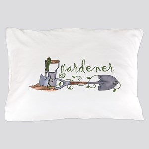 Gardener Pillow Case