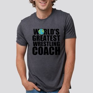 World's Greatest Wrestling Coach T-Shirt