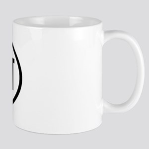 FCN Oval Mug