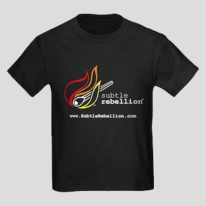 Subtle Rebellion Kids Dark T-Shirt