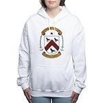 USS FANNING Women's Hooded Sweatshirt