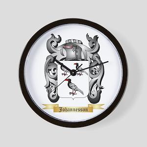 Johannesson Wall Clock