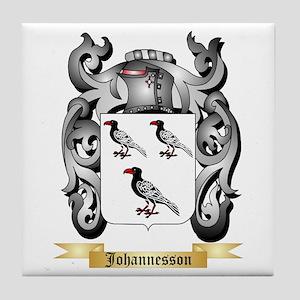 Johannesson Tile Coaster