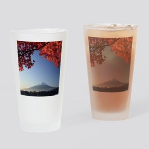 Mt Fuji  Drinking Glass