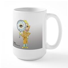 Nancy Du Tertre Large Mug Mugs