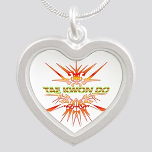 TKD Abstract Sparring Necklaces