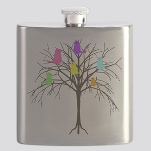 Hanging With My Peeps Flask