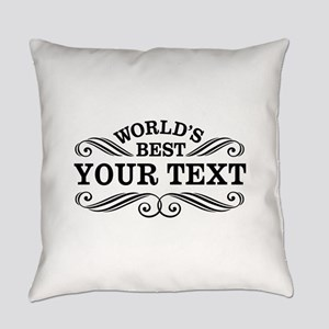 Worlds Best Pillows Cafepress