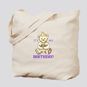Its My Birthday Tote Bag