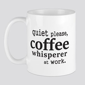 Coffee Whisperer Mugs