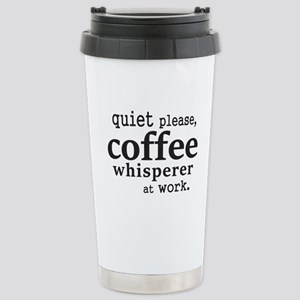 Coffee Whisperer Travel Mug