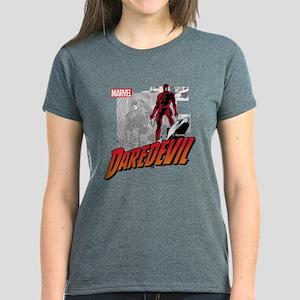Daredevil 1 Women's Dark T-Shirt