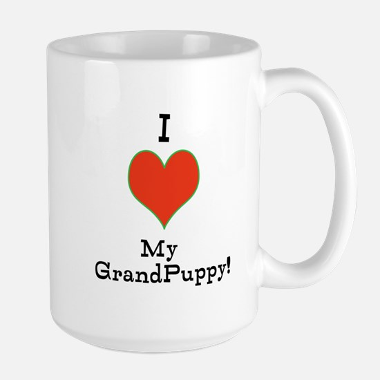 t-shirt for grandparents of dogs Mugs
