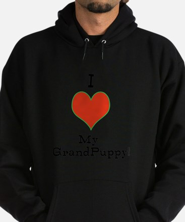 t-shirt for grandparents of dogs Hoodie