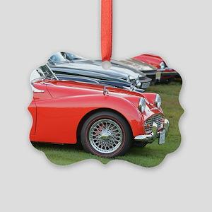 Triumph Line Picture Ornament