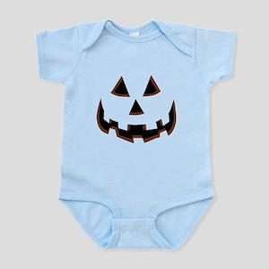 Jack-O'-Lantern Infant Bodysuit