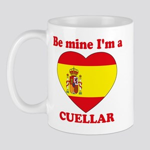 Cuellar, Valentine's Day Mug