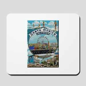Santa Monica Mousepad