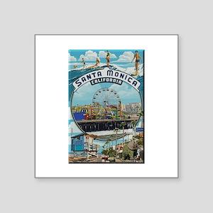 Santa Monica Sticker