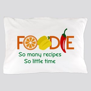 so many recipes Pillow Case
