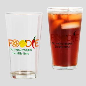 so many recipes Drinking Glass