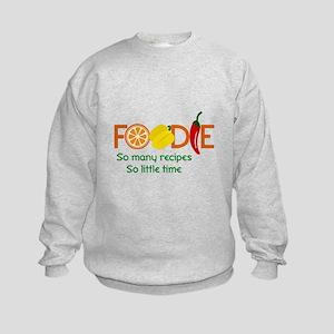 so many recipes Sweatshirt