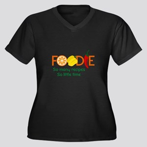 so many recipes Plus Size T-Shirt