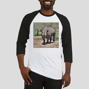 Rhinoceros Baseball Jersey