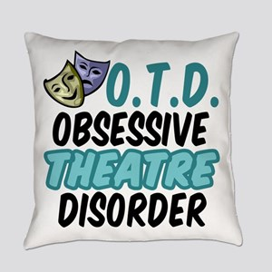 Funny Theatre Everyday Pillow