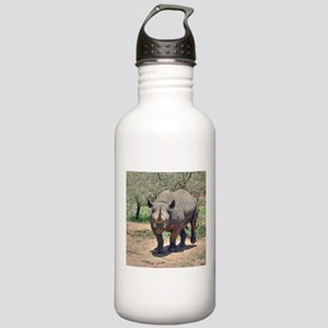 Rhinoceros Stainless Water Bottle 1.0L