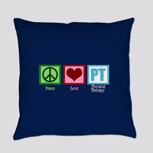 PT Blue Everyday Pillow