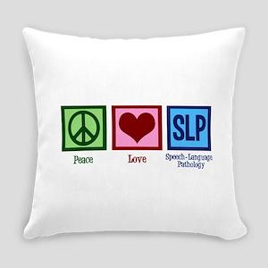 Speech Language Pathology Everyday Pillow
