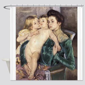 The Caress Shower Curtain