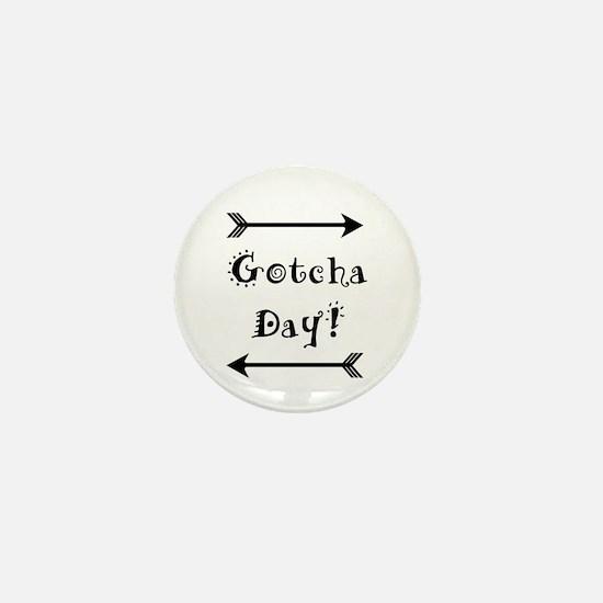 Gocha Day - Adoption Mini Button