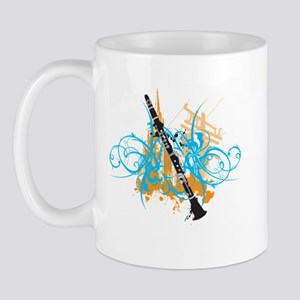 Urban Clarinet Mug