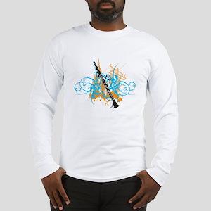 Urban Clarinet Long Sleeve T-Shirt