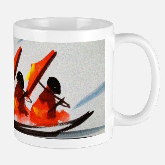 Traveling in Style Mugs