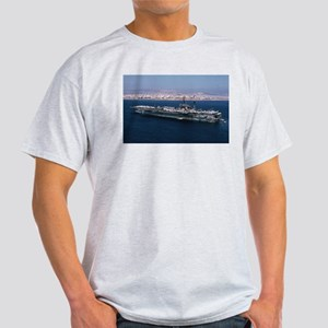 USS America Ship's Image Light T-Shirt