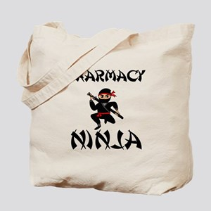 Pharmacy Ninja Tote Bag