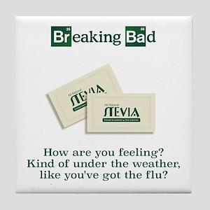 Breaking Bad Stevia Tile Coaster