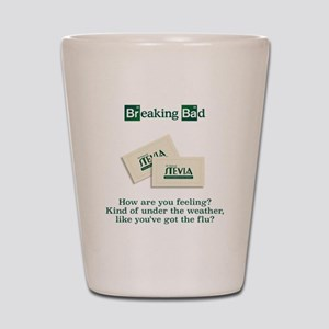 Breaking Bad Stevia Shot Glass