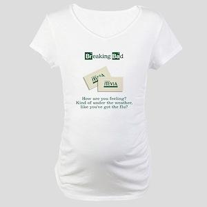 Breaking Bad Stevia Maternity T-Shirt