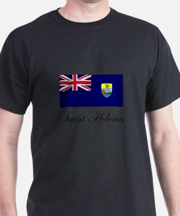 Saint Helena - Flag T-Shirt