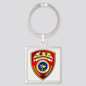 Suffolk County Police Keychains